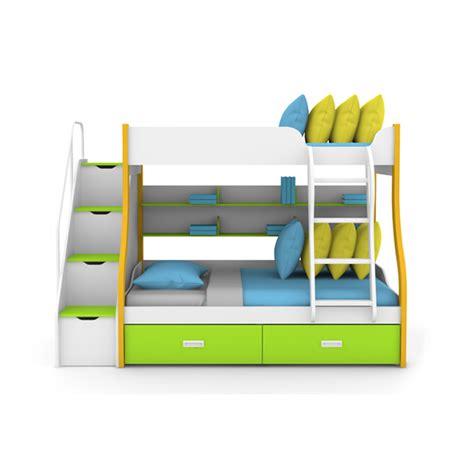 marvelous lits superposes avec escalier 10 lit