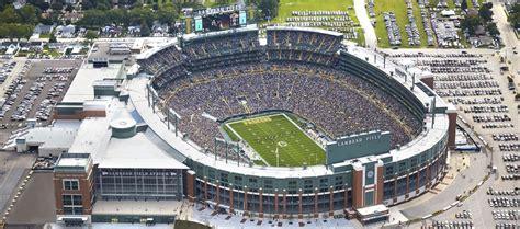 nfl stadiums  naming rights deals   football stadium digest