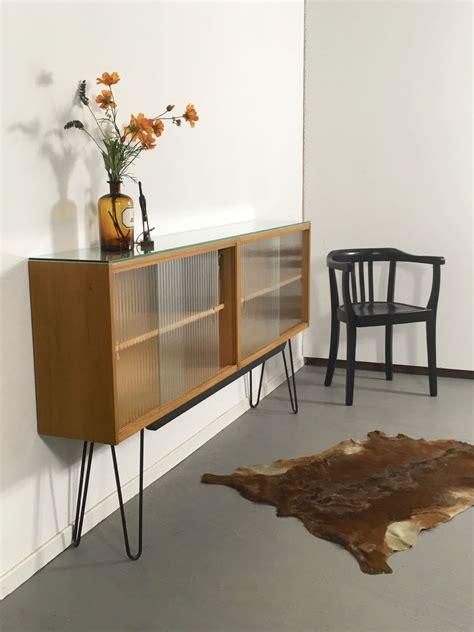 sideboard mit glastüren sold sideboard mit glast 252 ren retro salon cologne
