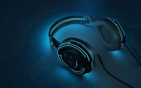 Headphones Tron 3d Renders Wallpaper  1680x1050 263910