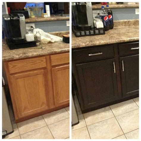 cost to stain cabinets way to stain kitchen cabinets best way to stain kitchen