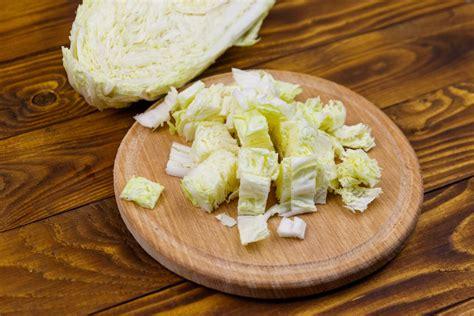 Ķīnas kāpostu salāti ar kivi - Tava Klade
