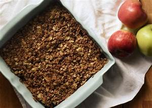 Baking With Stevia - Easy Apple Crisp Recipe made with Stevia
