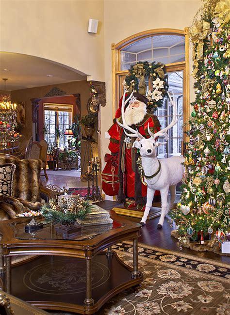 stunning christmas living room decor ideas