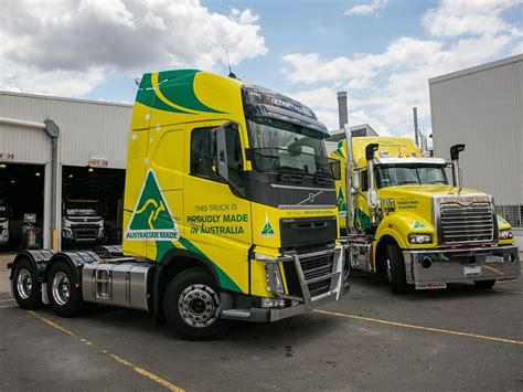 volvo australia trucks automotive manufacturing not dead in australia voorhoeve