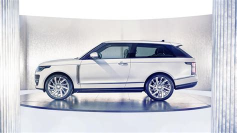 range rovers  sv coupe top gear