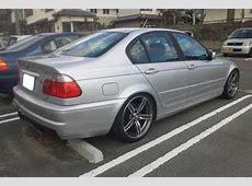 2002 BMW 318i GHAY20 318i M sports for sale, Japanese