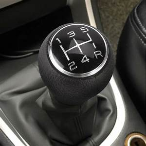 5 Speed Manual Car Gear Shift Shifter Knob For Peugeot 106