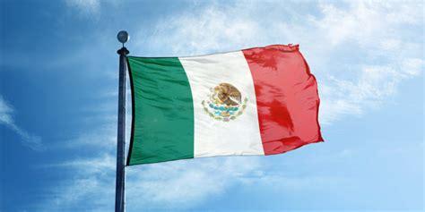 10 Características de la Bandera de México