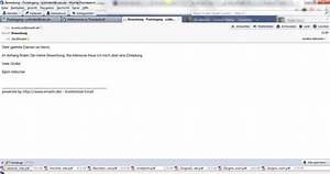 Anschreiben Rechnung Per E Mail : 10 tipps f r die e mail bewerbung karriereletter ~ Themetempest.com Abrechnung