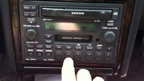 volvo sc  radio youtube