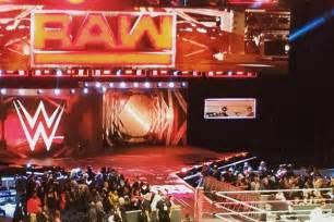 WWE Raw Stage 2017