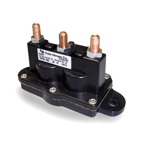 24450 02 reversing solenoids series speciality relays from dc solenoids and relays littelfuse