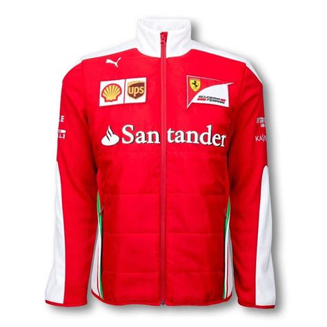Own your own piece of formula 1 history with a hand signed original product from our f1 signed collection. JACKET Soft Shell Scuderia Ferrari Softshell Formula One F1 Red White - motorsport-merchandise.com