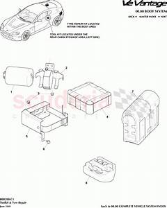 Aston Martin Vanquish Repair Manual