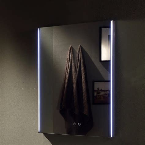 Lit Bathroom Mirrors by Shine Front Lit Led Bathroom Mirror Just Bathroomware Sydney