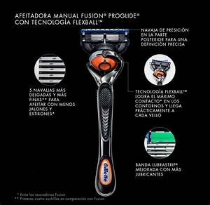 Gillette Fusion Proglide Styler Manual