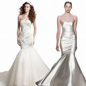 Best wedding dress for your body type bridalguide for Best wedding dress for hourglass body type