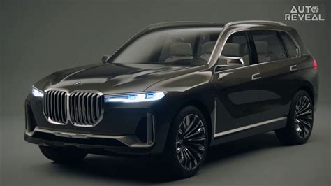 2018 Bmw X7 Front Wallpapers