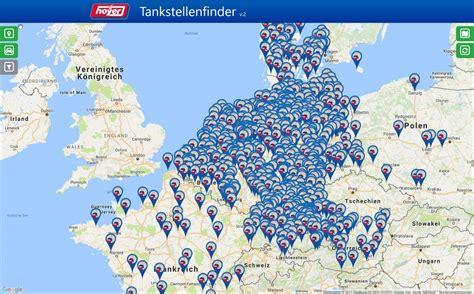 lpg norway sweden lpg tankstellen karte europa
