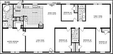 Jacobsen Modular Home Floor Plans
