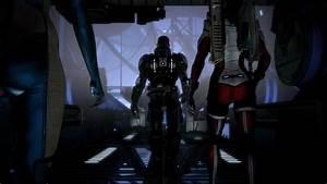 Mass Effect 3: Ashley Romance #13: Ashley about Human ...