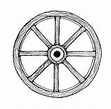 Wagon Wheel Clip Clipart Coloring Covered Conestoga Cg Clipartlook Depositphotos Google Lds Clipartkid Guardado Desde sketch template