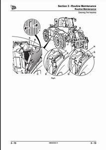 Jcb 530 532 535 537 540 Series Loadall Telescopic Handler