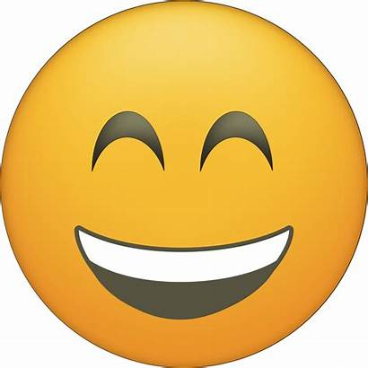 Emoji Happy Clipart Thank Blushing Face Smiley
