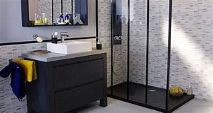 Petite Salle De Bain Avec Douche Italienne : 15 petites salles de bains pleines d 39 id es d co deco cool ~ Carolinahurricanesstore.com Idées de Décoration
