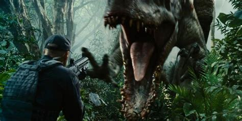 Top Three Reasons Why Dino Why One In Jurassic Is Massively Out Of Proportion