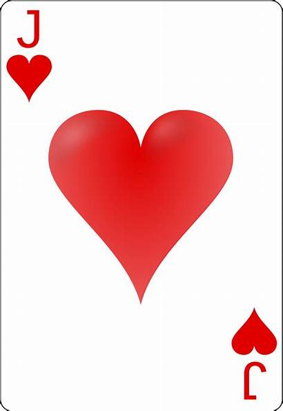 Hearts King Svg Ace Jack Queen Commons