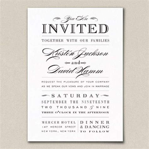 Sample Wedding Invitations Wording Wedding invitations