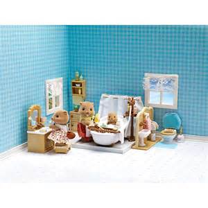 jet calico critters deluxe bathroom set