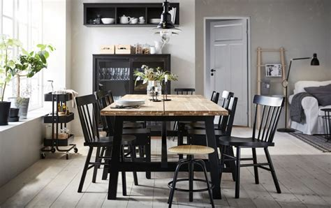 Ikea Esszimmer by Clever Dining Room Design Ideas To From Ikea