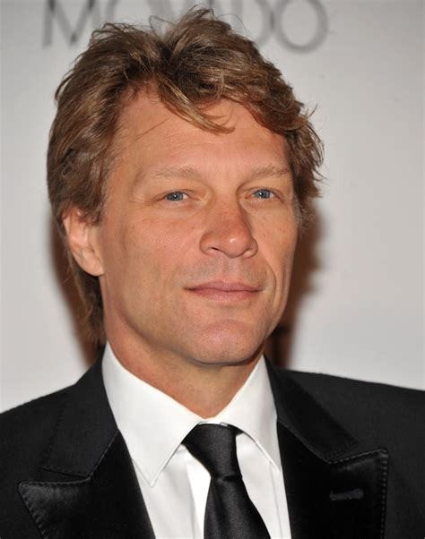 Jon Bon Jovi New York City Ballet Fall Gala Zimbio