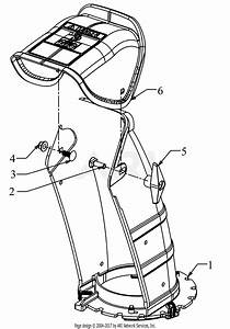 Troy Bilt 31bs6bn2711 Storm 2410  2016  Parts Diagram For