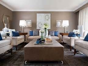 indoor taupe paint colors living room with leathern sofa