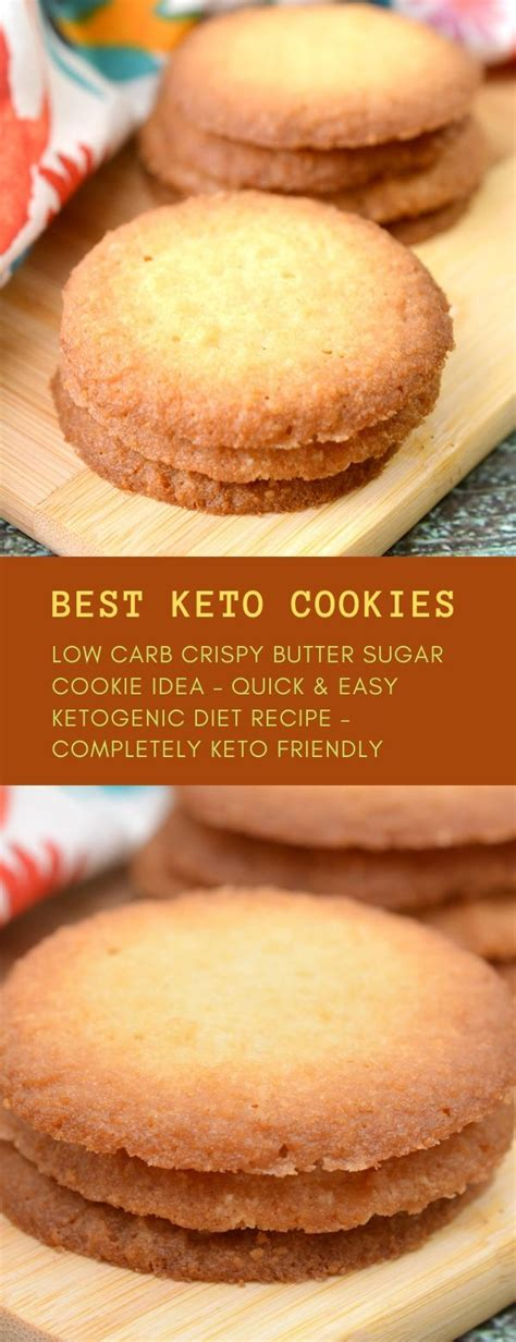 Add 1 cup of the flour and mix on low speed until absorbed. DELISH FOODS RECIPES: BEST KETO COOKIES! LOW CARB CRISPY ...