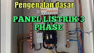 Instalasi Panel Listrik 3 Phase