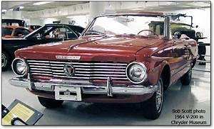 The 1964 Plymouth Valiants