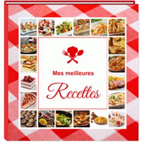 livre de recette cuisine livre de recettes de cuisine à personnaliser flexilivre