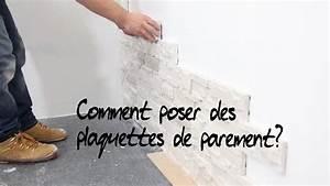 Pose Pierre De Parement : comment poser des plaquettes de parement doovi ~ Dailycaller-alerts.com Idées de Décoration