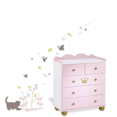 chambre papillon deco papillon chambre fille stickers fille sur le thme
