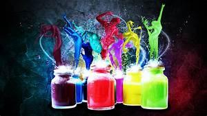 Abstract, Colors, Hd, Wallpaper