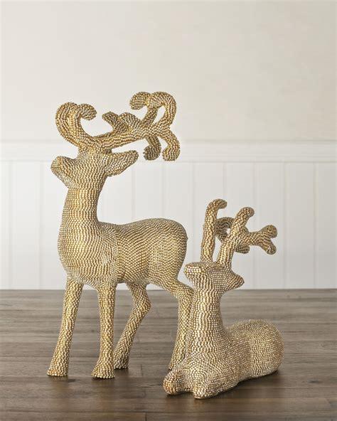 crystal reindeer balsam hill mybalsamhillhome