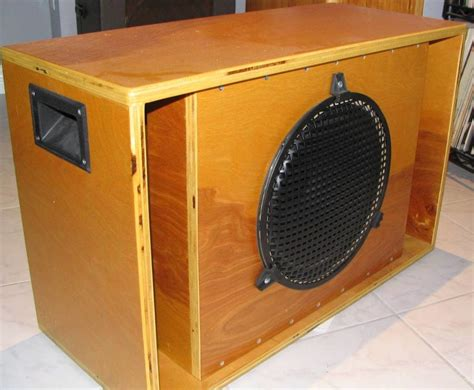Guitar Speaker Cab Design Speaker Cabinet Design In