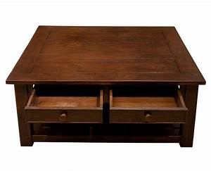 coffee tables ideas awesome coffee tables square wood With square wood coffee table with drawers