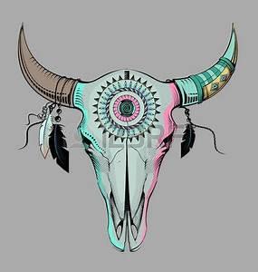 Tete De Buffle Deco : 17 meilleures id es propos de taureau sur pinterest ~ Dailycaller-alerts.com Idées de Décoration