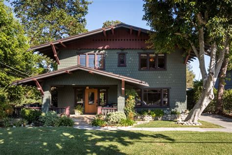 Beautiful 1909 Craftsman-style Home For Sale In Pasadena